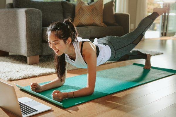 frans pilates studio online